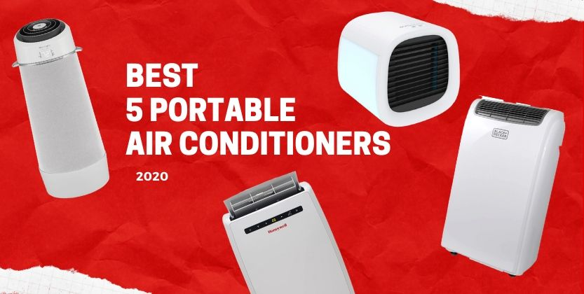 Best 5 portable air conditioners 2020
