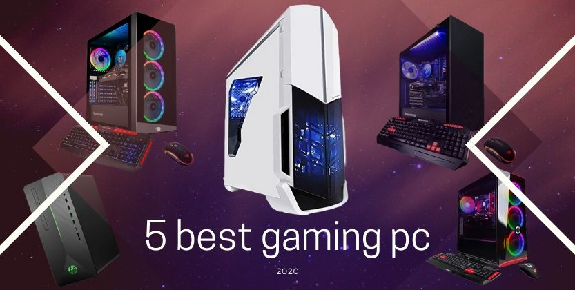 5 Best Gaming PC for 2020
