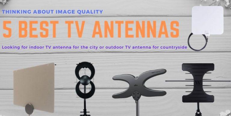 Best TV antennas review