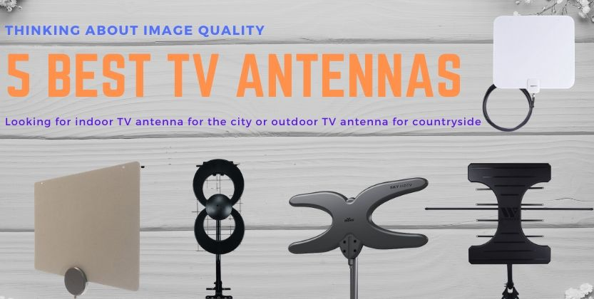 Best TV antennas review