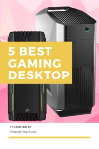 5 best gaming desktop for casual gamers 2020 PIN