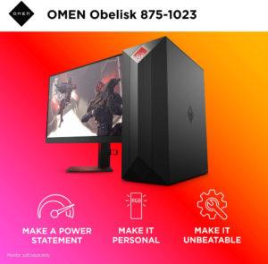 HP Obelisk Omen