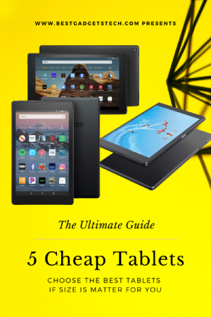 cheap tablets at best buy