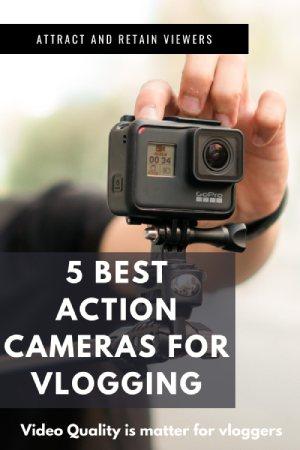 5 best action cameras for vlogging 2020