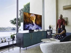 Samsung Q90 Series 75-inch Smart TV