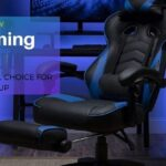 5 Best gaming chair for back support 2021 – Reviews, Top picks