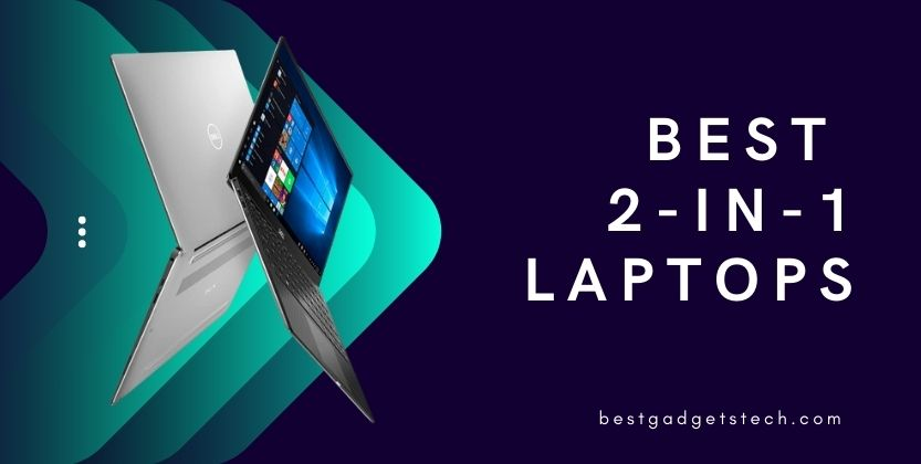 Best 2 in 1 laptops for medical students