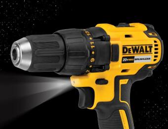 DEWALT 20V MAX Cordless Drill-Driver Kit-Compact-Brushless