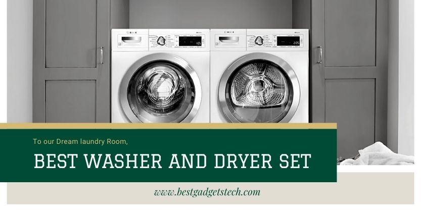The 4 best washer and dryer set of 2021