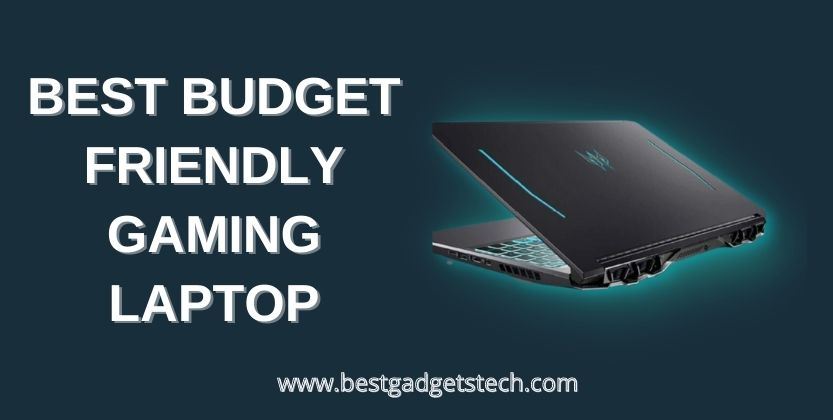 Best Budget friendly gaming laptop in 2021